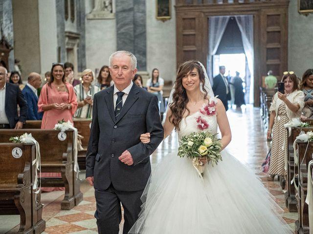Il matrimonio di Luisella e Claudio a Lazise, Verona 11