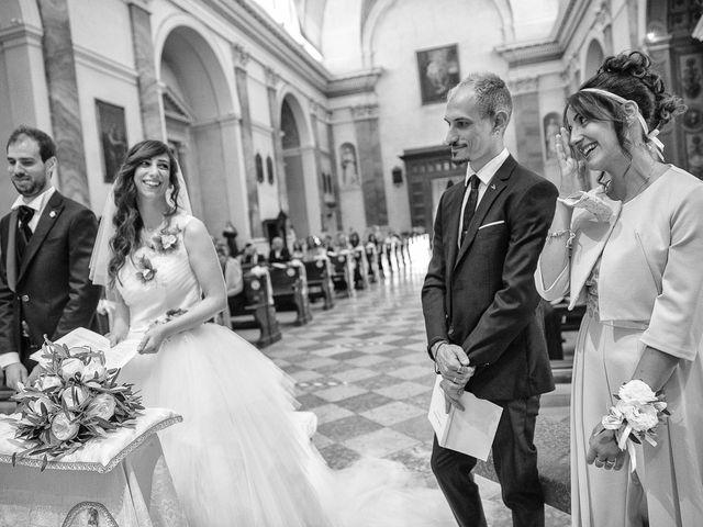 Il matrimonio di Luisella e Claudio a Lazise, Verona 17