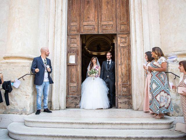 Il matrimonio di Luisella e Claudio a Lazise, Verona 19