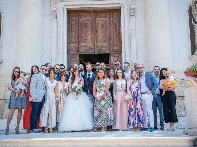 Il matrimonio di Luisella e Claudio a Lazise, Verona 21