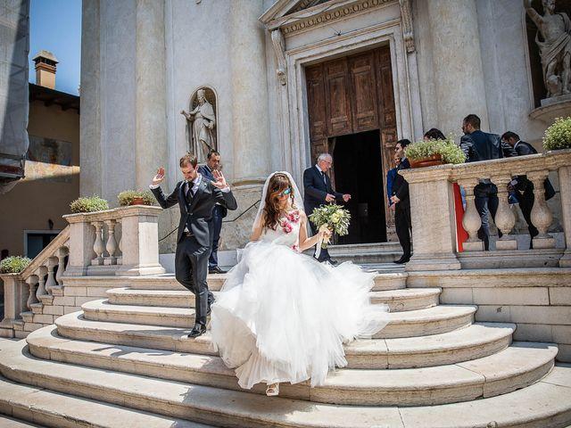 Il matrimonio di Luisella e Claudio a Lazise, Verona 22