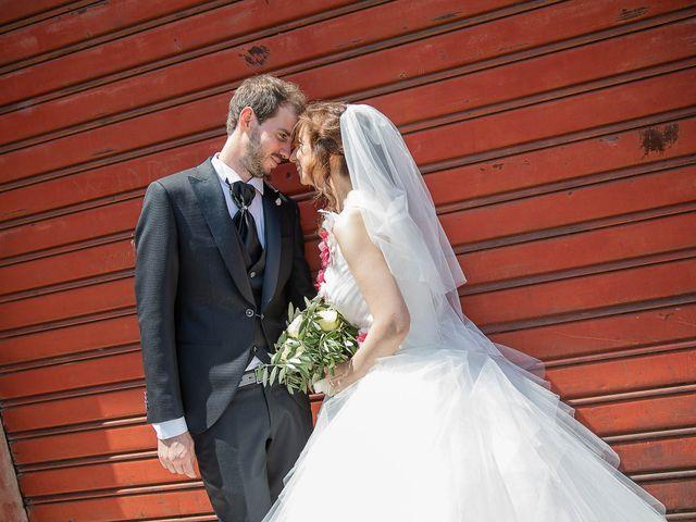 Il matrimonio di Luisella e Claudio a Lazise, Verona 23