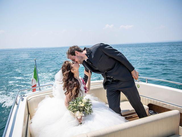 Il matrimonio di Luisella e Claudio a Lazise, Verona 25
