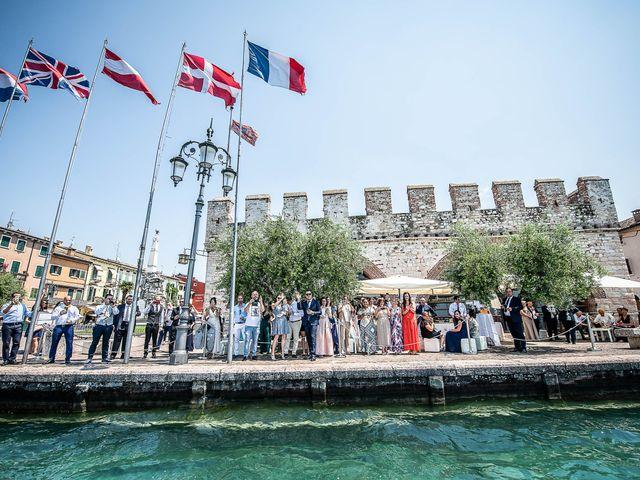 Il matrimonio di Luisella e Claudio a Lazise, Verona 27