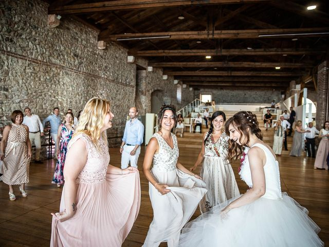 Il matrimonio di Luisella e Claudio a Lazise, Verona 33