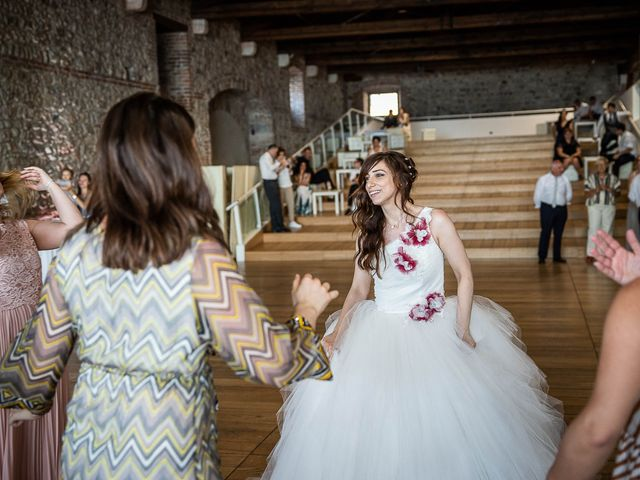 Il matrimonio di Luisella e Claudio a Lazise, Verona 35