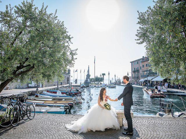 Il matrimonio di Luisella e Claudio a Lazise, Verona 38