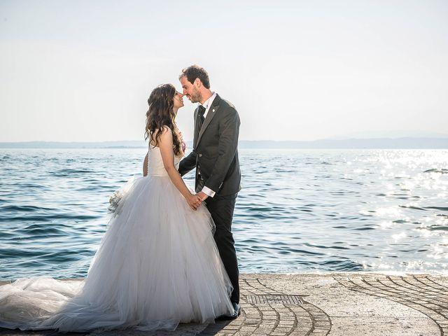 Il matrimonio di Luisella e Claudio a Lazise, Verona 41