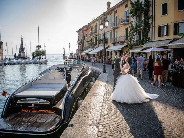 Il matrimonio di Luisella e Claudio a Lazise, Verona 45