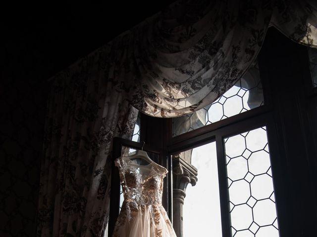 Il matrimonio di Filippo e Ksenia a Lido di Venezia, Venezia 4