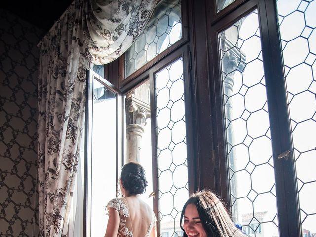 Il matrimonio di Filippo e Ksenia a Lido di Venezia, Venezia 6