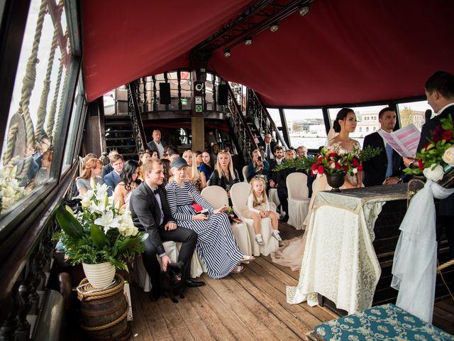 Il matrimonio di Filippo e Ksenia a Lido di Venezia, Venezia 11