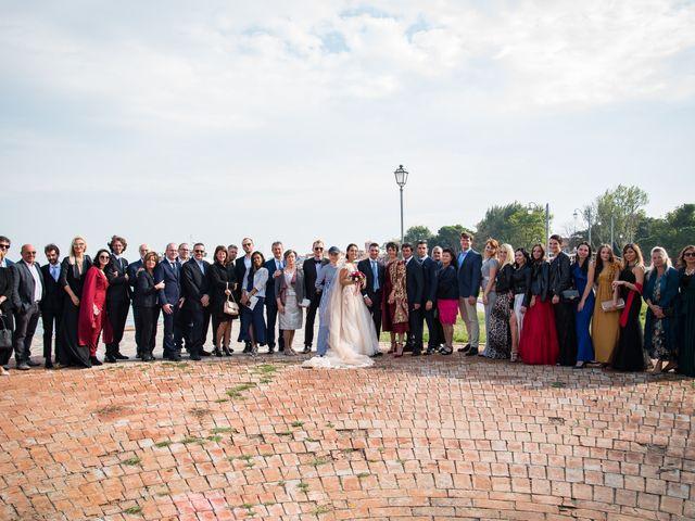 Il matrimonio di Filippo e Ksenia a Lido di Venezia, Venezia 14