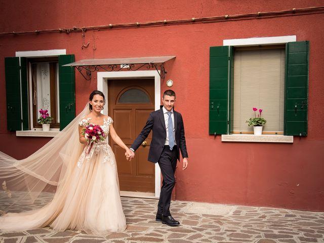 Il matrimonio di Filippo e Ksenia a Lido di Venezia, Venezia 1