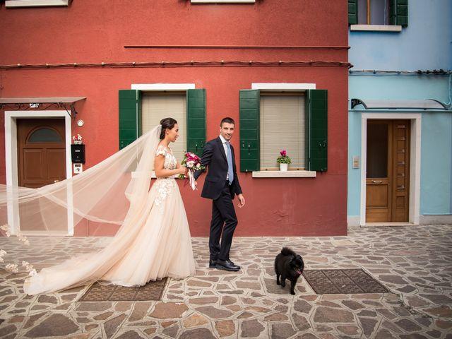Il matrimonio di Filippo e Ksenia a Lido di Venezia, Venezia 16
