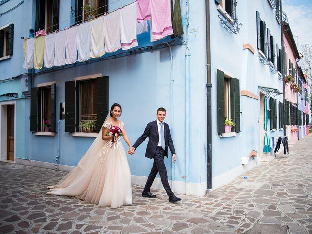 Il matrimonio di Filippo e Ksenia a Lido di Venezia, Venezia 17