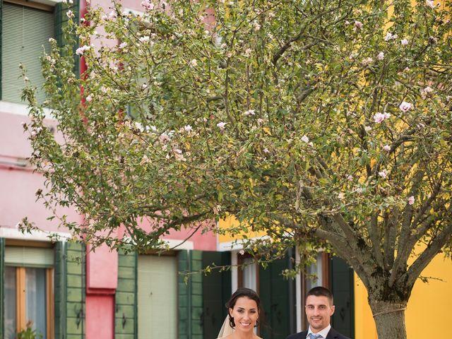 Il matrimonio di Filippo e Ksenia a Lido di Venezia, Venezia 18