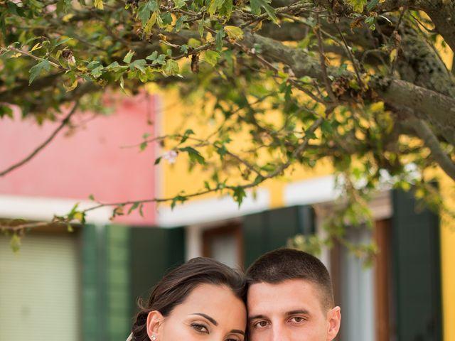 Il matrimonio di Filippo e Ksenia a Lido di Venezia, Venezia 19