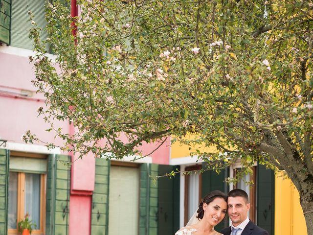 Il matrimonio di Filippo e Ksenia a Lido di Venezia, Venezia 20