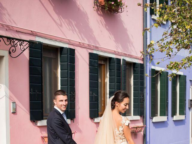 Il matrimonio di Filippo e Ksenia a Lido di Venezia, Venezia 21