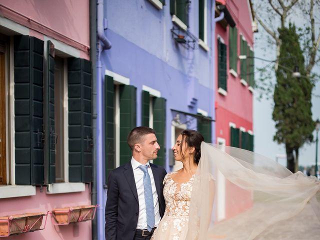 Il matrimonio di Filippo e Ksenia a Lido di Venezia, Venezia 23