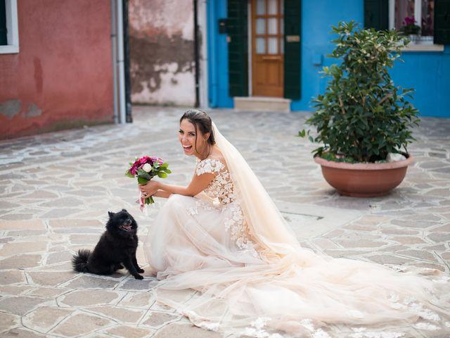Il matrimonio di Filippo e Ksenia a Lido di Venezia, Venezia 24