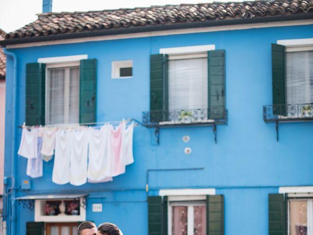 Il matrimonio di Filippo e Ksenia a Lido di Venezia, Venezia 25
