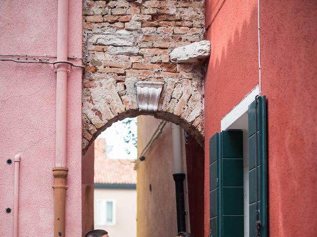 Il matrimonio di Filippo e Ksenia a Lido di Venezia, Venezia 26