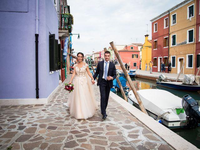 Il matrimonio di Filippo e Ksenia a Lido di Venezia, Venezia 28