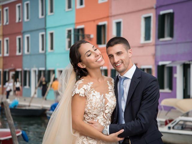 Il matrimonio di Filippo e Ksenia a Lido di Venezia, Venezia 29