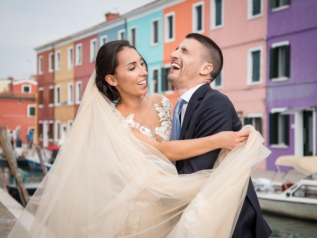 Il matrimonio di Filippo e Ksenia a Lido di Venezia, Venezia 30