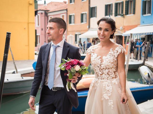 Il matrimonio di Filippo e Ksenia a Lido di Venezia, Venezia 31