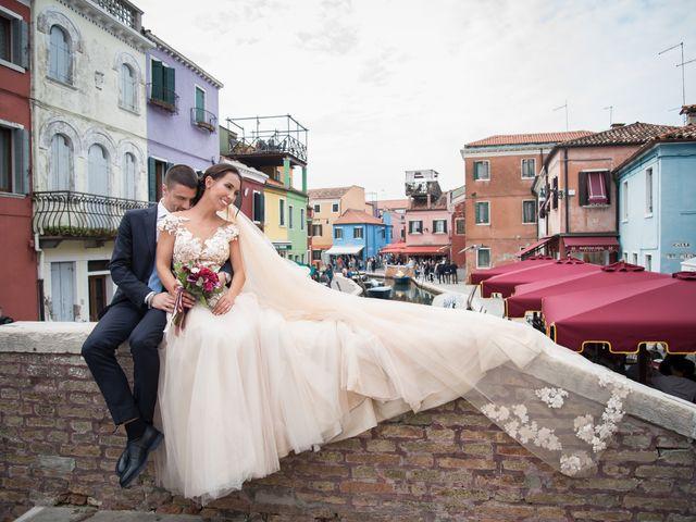 Il matrimonio di Filippo e Ksenia a Lido di Venezia, Venezia 32