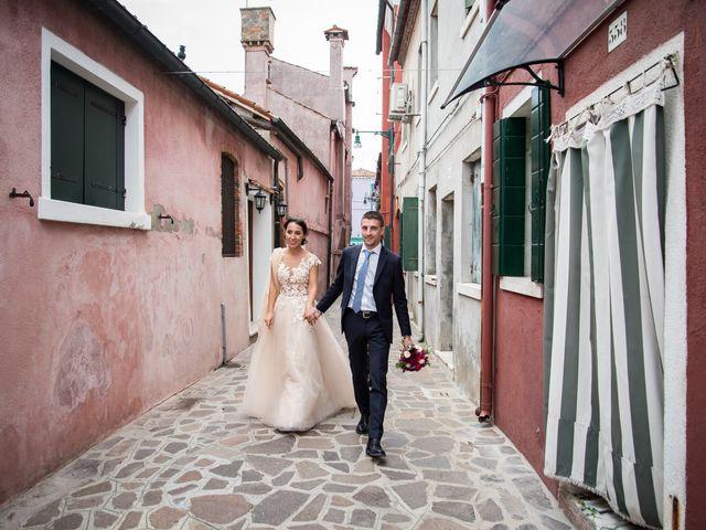 Il matrimonio di Filippo e Ksenia a Lido di Venezia, Venezia 33