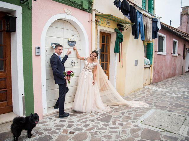 Il matrimonio di Filippo e Ksenia a Lido di Venezia, Venezia 34