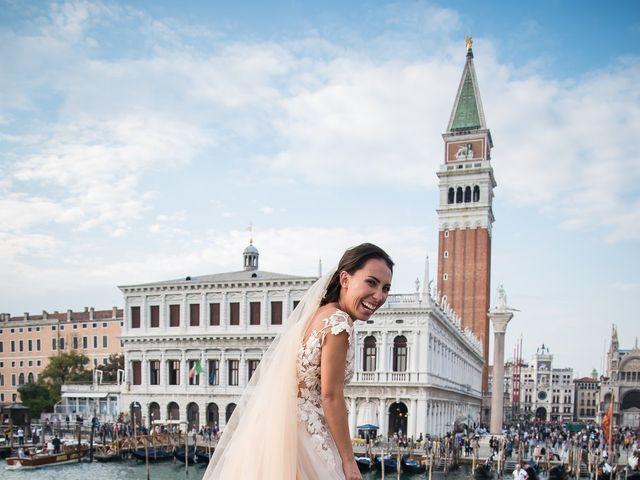 Il matrimonio di Filippo e Ksenia a Lido di Venezia, Venezia 2