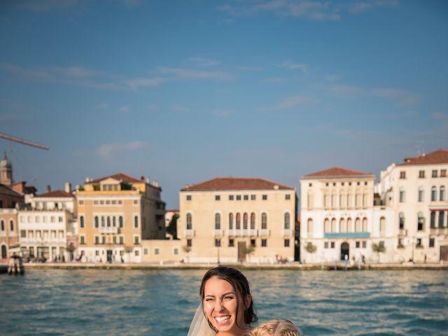 Il matrimonio di Filippo e Ksenia a Lido di Venezia, Venezia 37