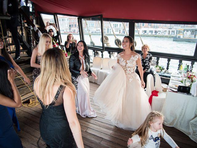 Il matrimonio di Filippo e Ksenia a Lido di Venezia, Venezia 40