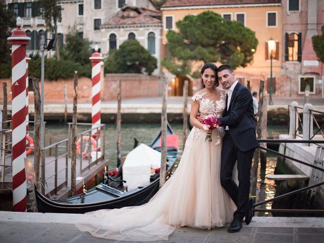 Il matrimonio di Filippo e Ksenia a Lido di Venezia, Venezia 42