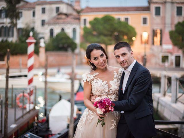 Il matrimonio di Filippo e Ksenia a Lido di Venezia, Venezia 43