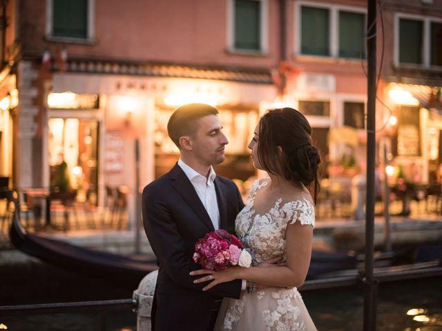 Il matrimonio di Filippo e Ksenia a Lido di Venezia, Venezia 44