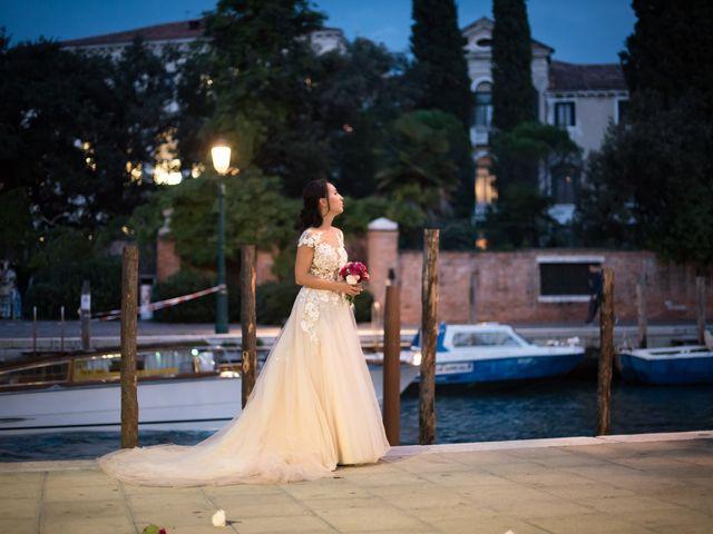 Il matrimonio di Filippo e Ksenia a Lido di Venezia, Venezia 45