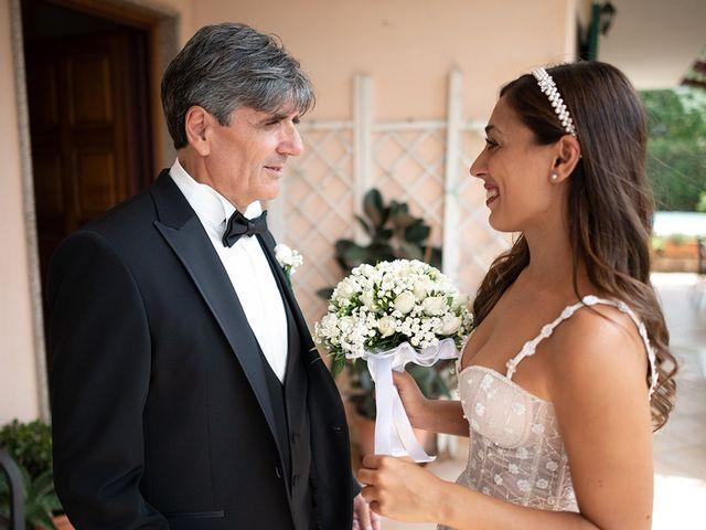 Il matrimonio di Alessia e Davide a Roma, Roma 12