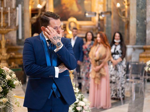 Il matrimonio di Alessia e Davide a Roma, Roma 19