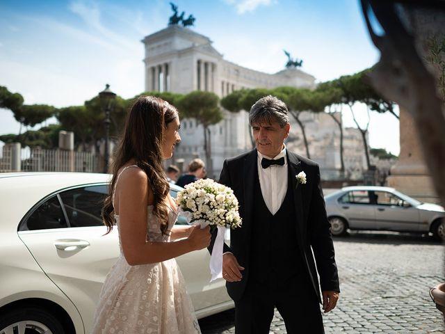Il matrimonio di Alessia e Davide a Roma, Roma 20