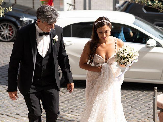 Il matrimonio di Alessia e Davide a Roma, Roma 21