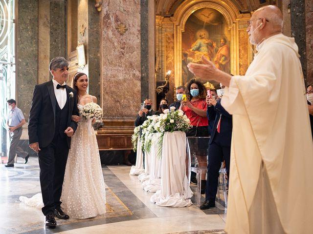 Il matrimonio di Alessia e Davide a Roma, Roma 22