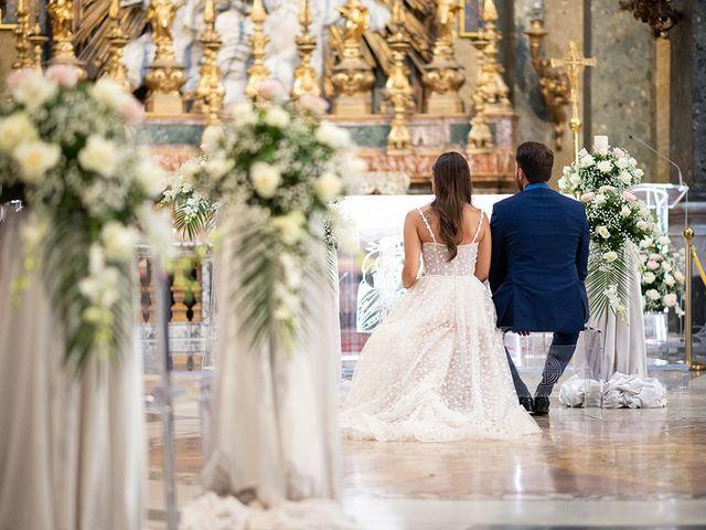 Il matrimonio di Alessia e Davide a Roma, Roma 23