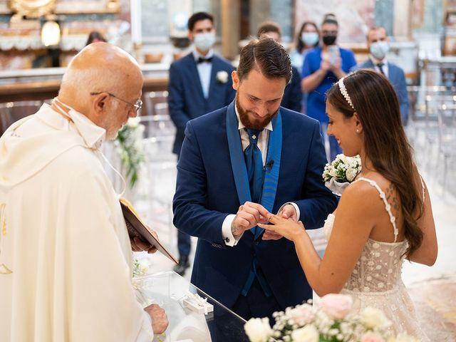 Il matrimonio di Alessia e Davide a Roma, Roma 24