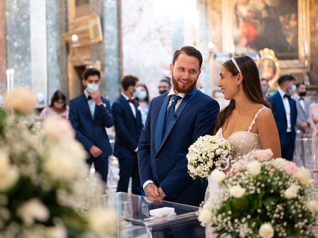 Il matrimonio di Alessia e Davide a Roma, Roma 28